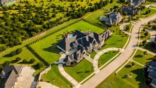 Large estate