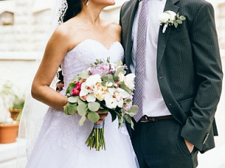 Bride-and-groom-together