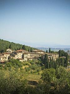Tuscany-village