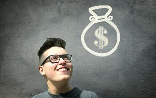 Heir to money