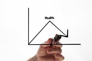 Declining health