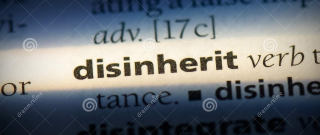 Disinherit-word-dictionary-concept-161393364
